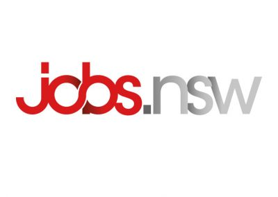 Jobs NSW Identity and Website