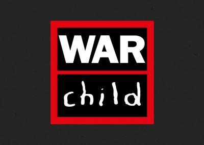 War Child Australia Website and EDM